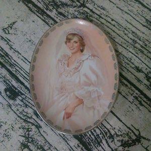 VINTAGE Princess Diana Plate